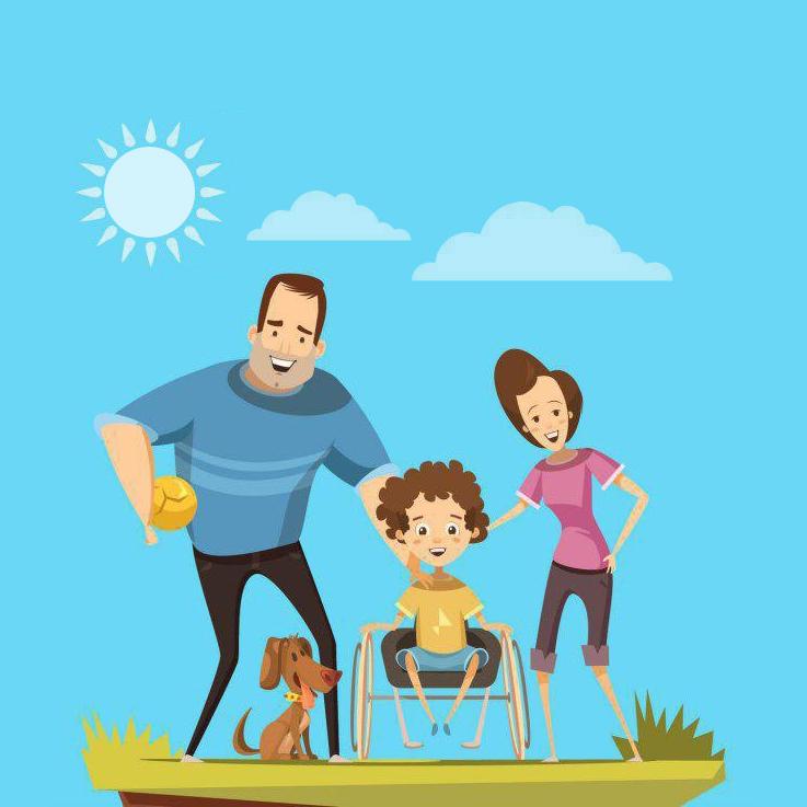 Cкидка 15% на постоянной основе, семьям воспитывающих особенных детей